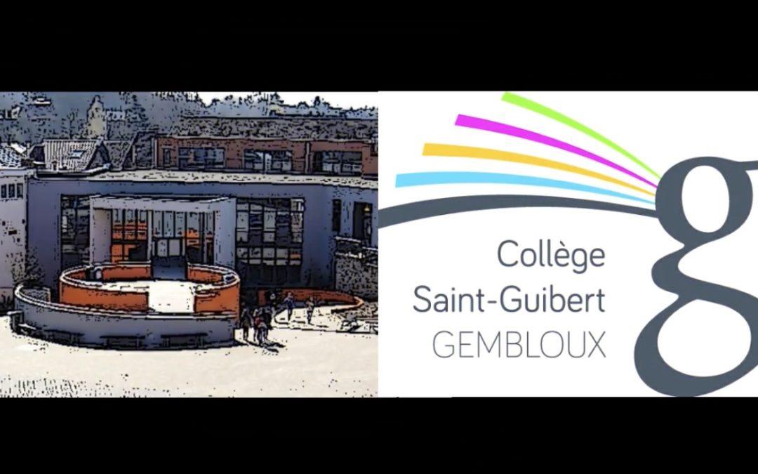 Présentation du Collège Saint-Guibert en vidéo