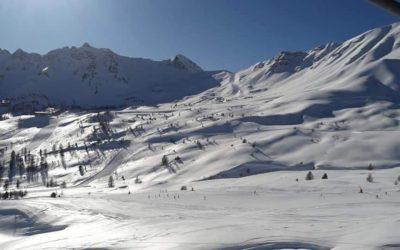 Séjour au ski à Vars durant les vacances de Noël
