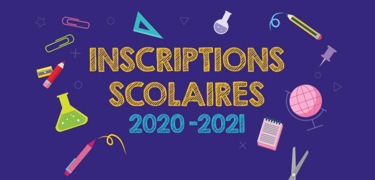 INSCRIPTION PROJET LANGUE SEPTEMBRE 2020